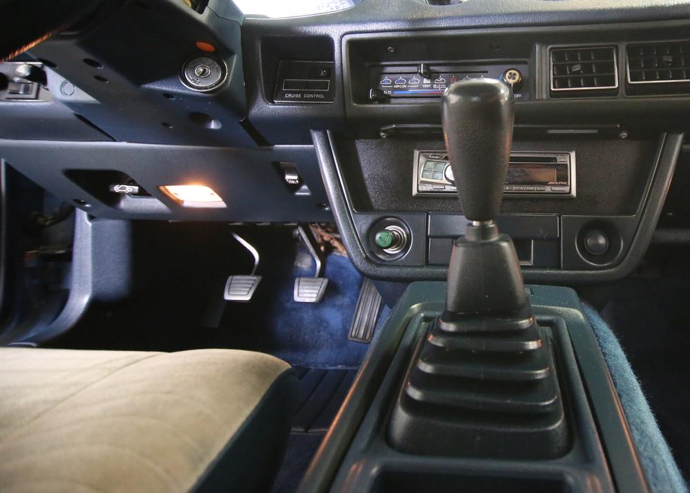 1982 Datsun 280 ZX 2 Door Coupe for sale