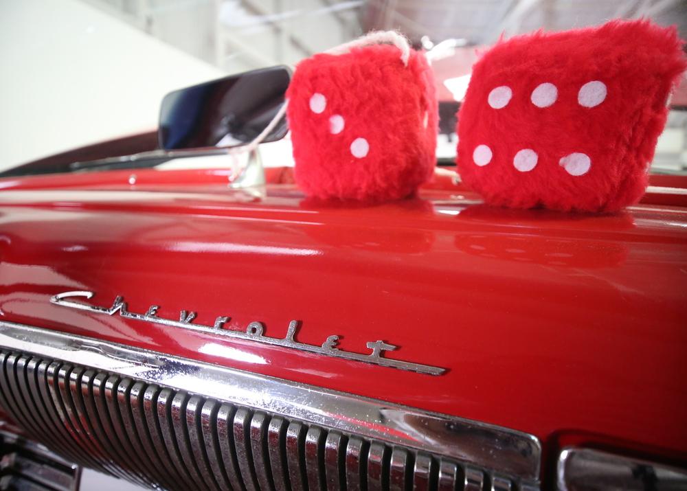 1954 Chevrolet Bel Air 2 Door Hardtop for sale