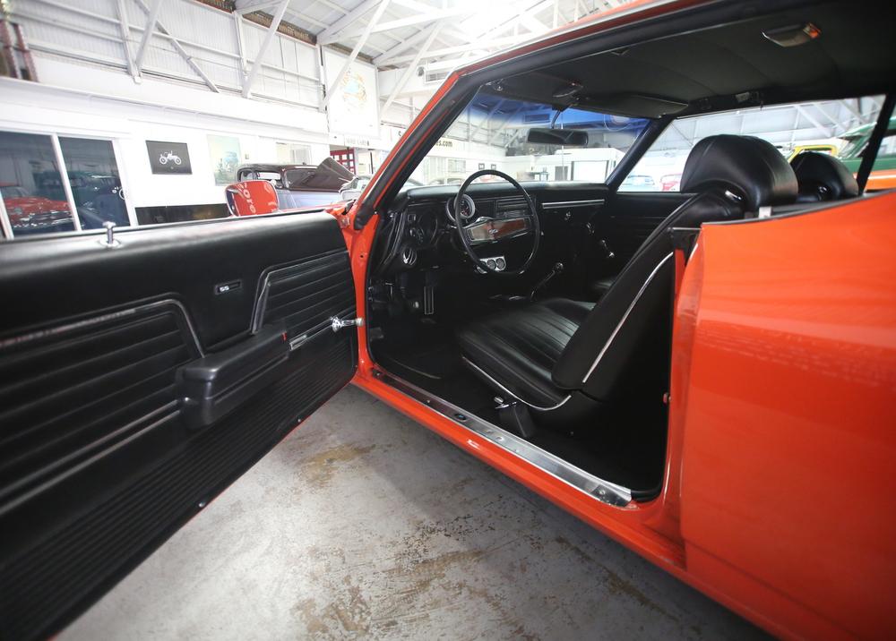 1969 Chevrolet Chevelle Super Sport 2 Door Sport Coupe for sale