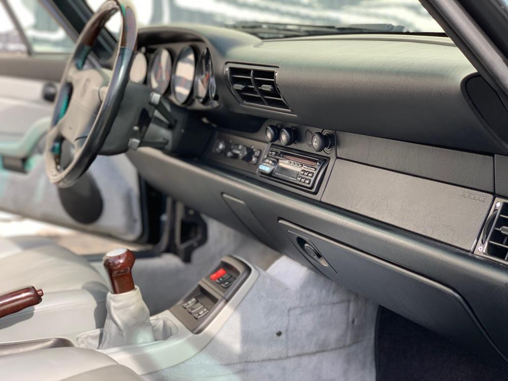 1995 Porsche 911 Carrera 2 2 Door Cabriolet for sale