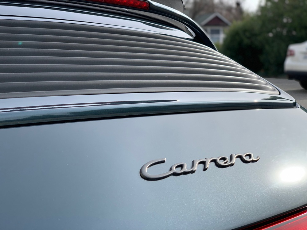 1995 Porsche 911 Carrera 2 2 Door Cabriolet for sale