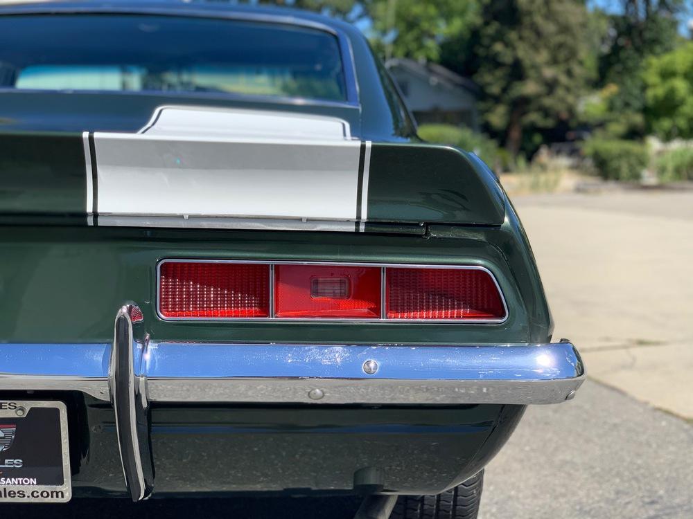 1969 Chevrolet Camaro Z/28 2 Door Coupe for sale