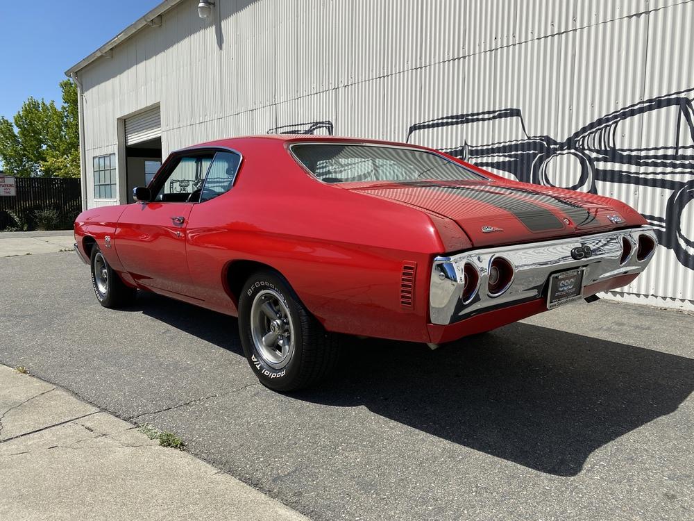 1972 Chevrolet Chevelle Super Sport 2 Door Hardtop for sale