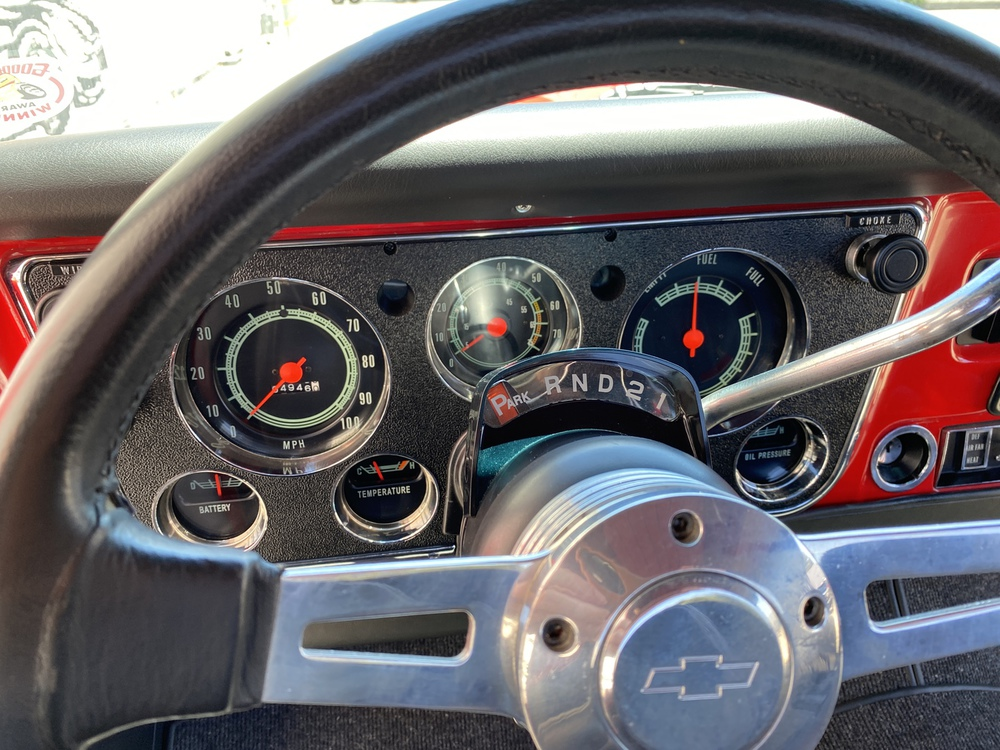 1968 Chevrolet C10 1/2 Ton 2 Door Pickup for sale