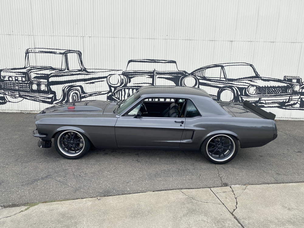 1967 Ford Mustang Right Hand Drive 2 Door Coupe for sale