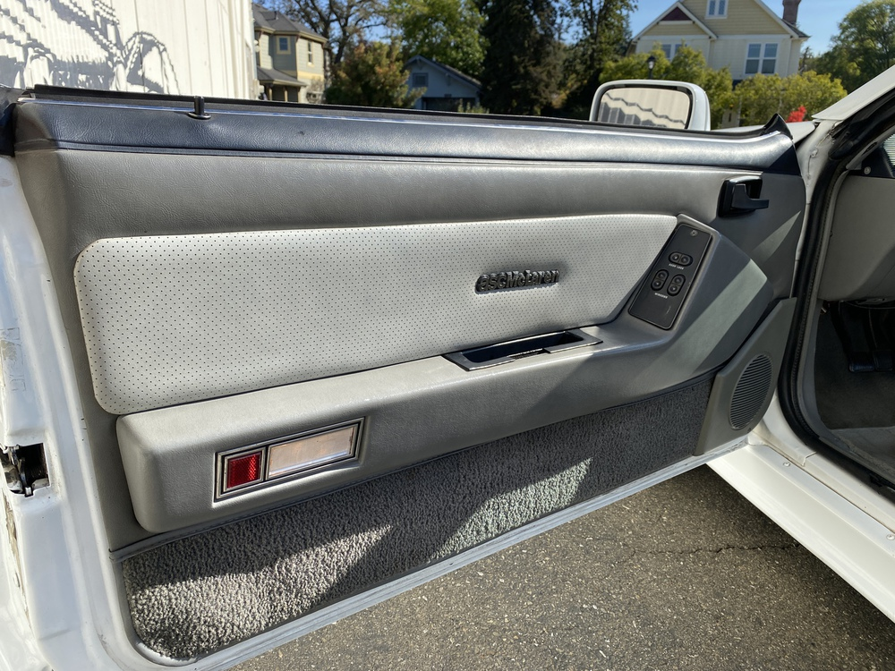 1988 Ford Mustang-ASC/McLaren 2 Door Convertible for sale