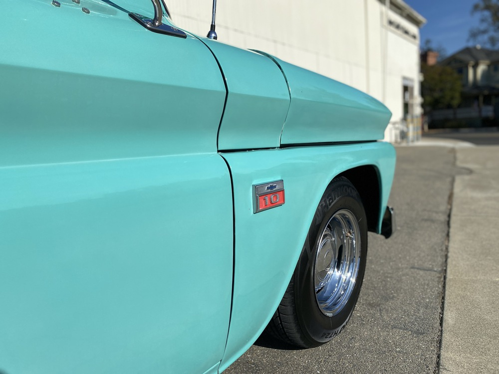 1966 Chevrolet C10 Stepside 2 Door Truck for sale
