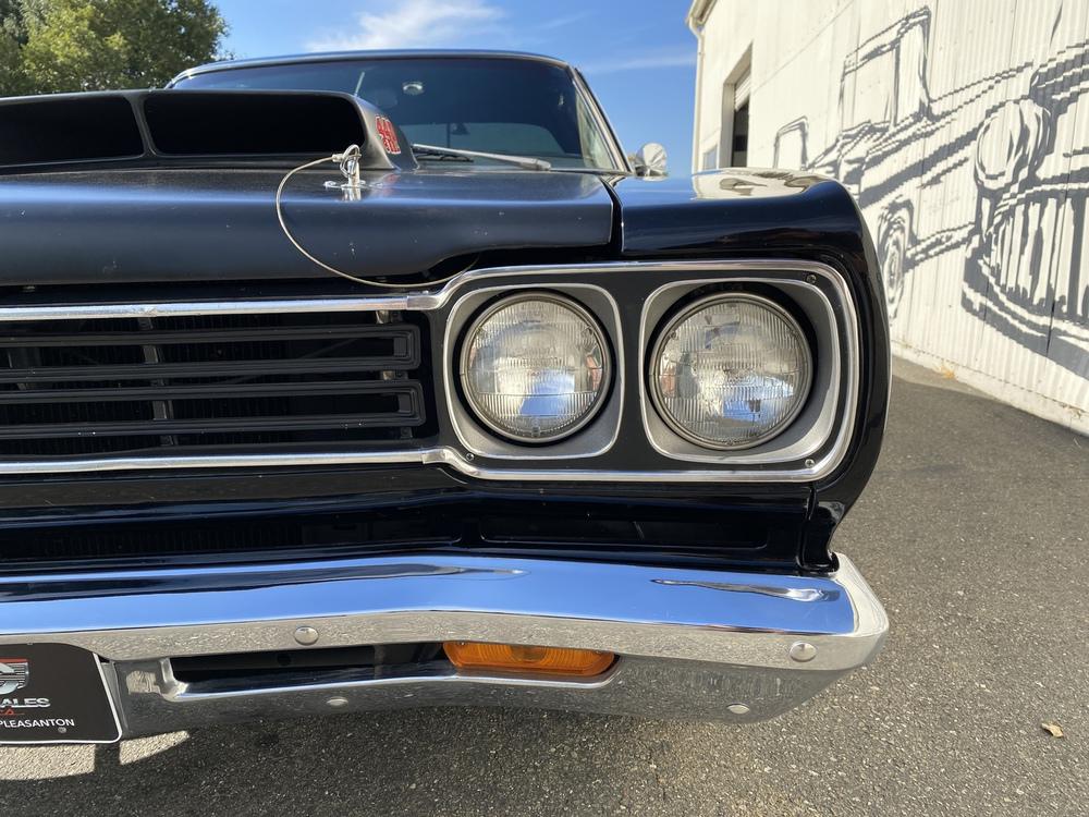 1969 Plymouth Road Runner (440 3x2) 2 Door Hardtop for sale