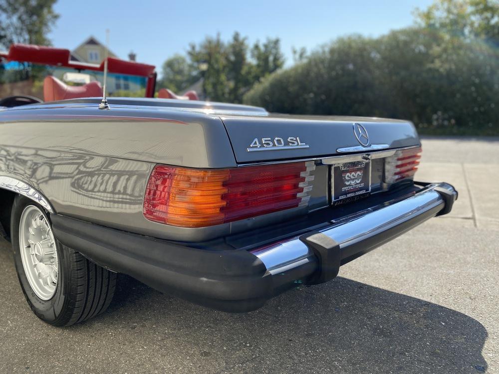 1979 Mercedes Benz 450SL 2 Door Roadster for sale