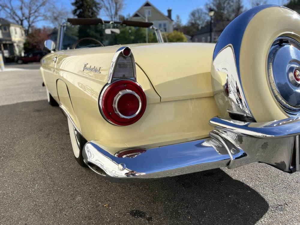 1956 Ford Thunderbird 2 Door Convertible for sale