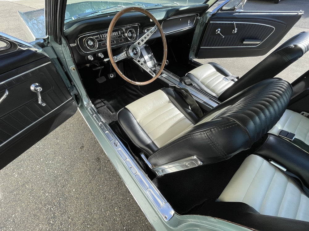 1965 Ford Mustang A Code 2 Door Fastback for sale