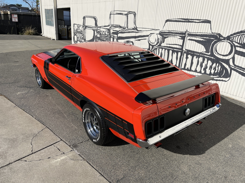 1970 Ford Mustang 2 Door Fastback for sale