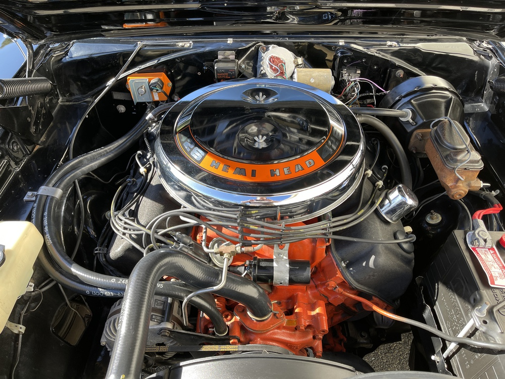 1968 Plymouth Road Runner 2 Door Coupe for sale