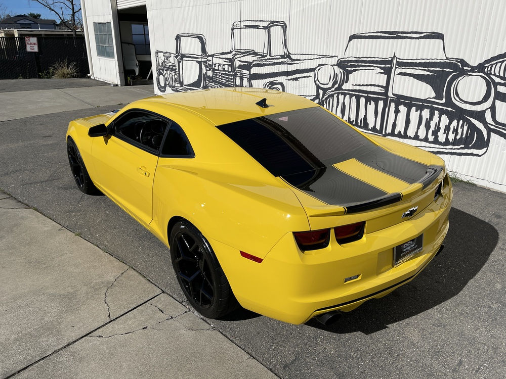 2010 Chevrolet Camaro SS Lingenfelter 2 Door Coupe for sale