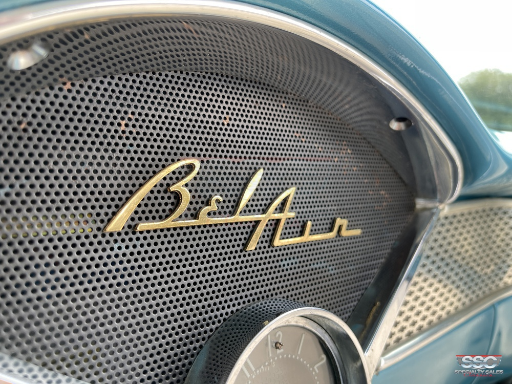 1955 Chevrolet Bel Air 2 Door Hardtop for sale