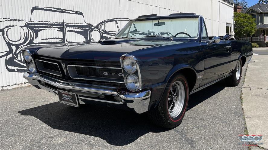 1965 Pontiac GTO 2 Door Convertible for sale