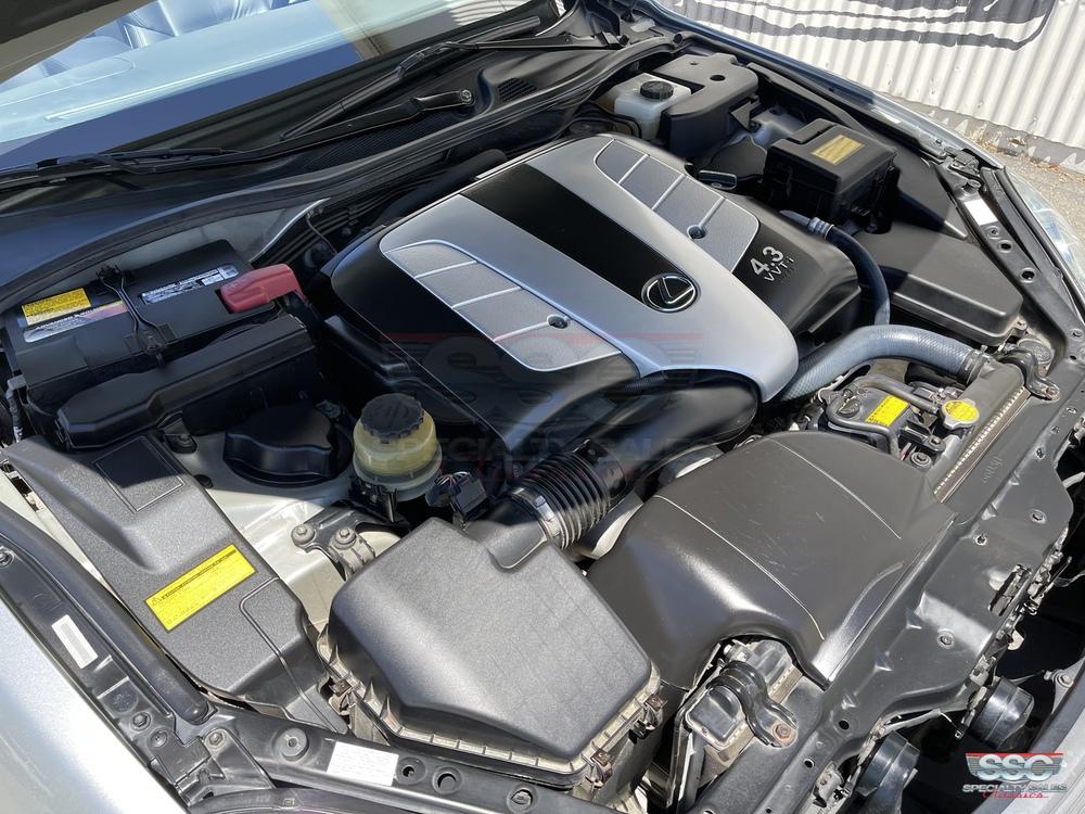 2002 Lexus SC 430 2 Door Convertible for sale