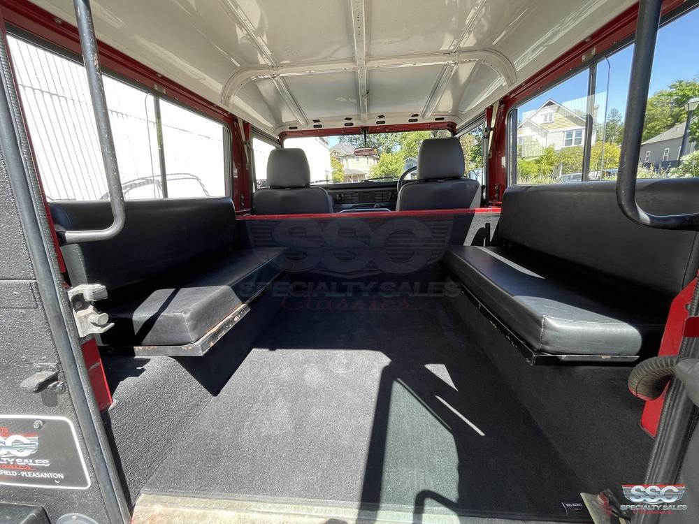 1994 Land Rover Defender 90 2 Door Station Wagon for sale