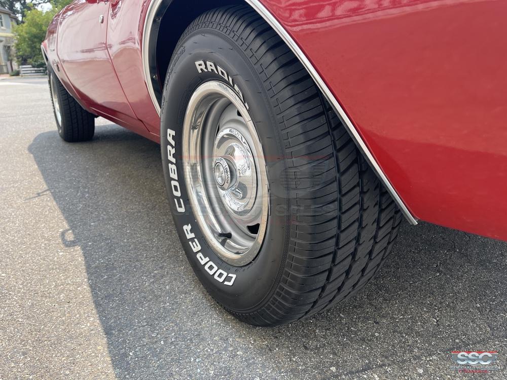 1967 Chevrolet Camaro 2 Door Coupe for sale