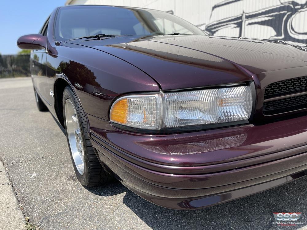1996 Chevrolet Impala SS 4 Door Sedan for sale