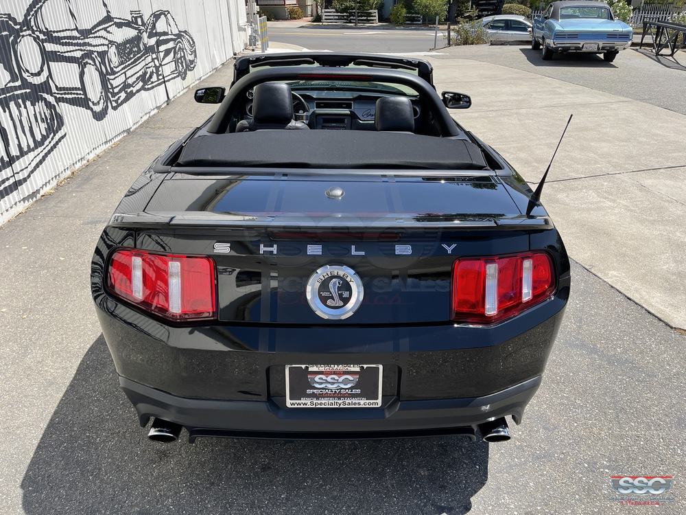 2012 Ford Mustang Shelby GT500 2 Door Convertible SuperSnake for sale