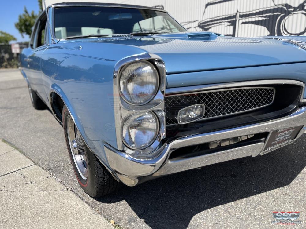 1967 Pontiac GTO 2 Door Hardtop for sale
