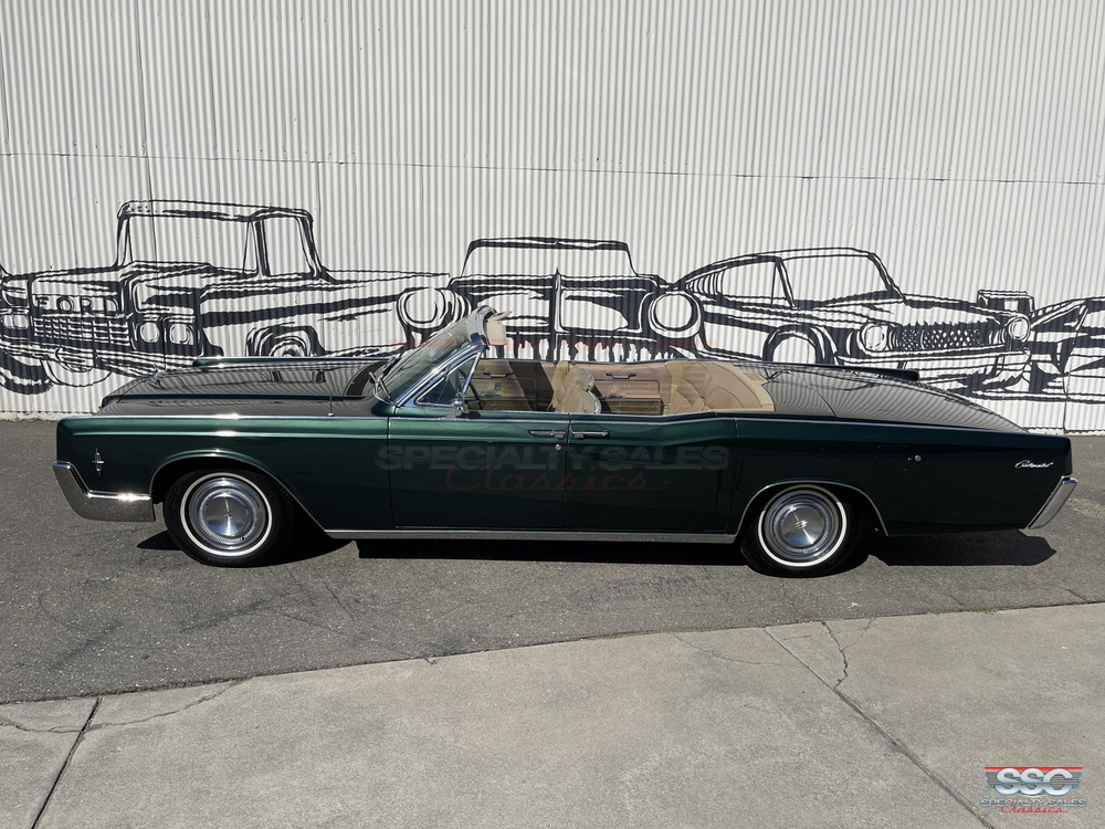 1966 Lincoln Continental 4 Door Convertible for sale