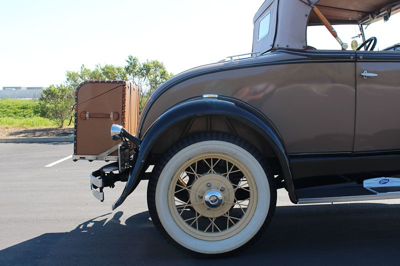 1931 Ford Model A 2 Door Roadster for sale