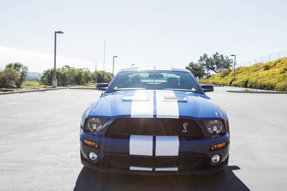 2009 Ford Mustang Shelby GT500 2 Door Coupe for sale