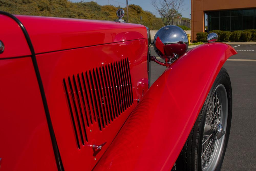 1949 MG TC 2 Door Roadster for sale