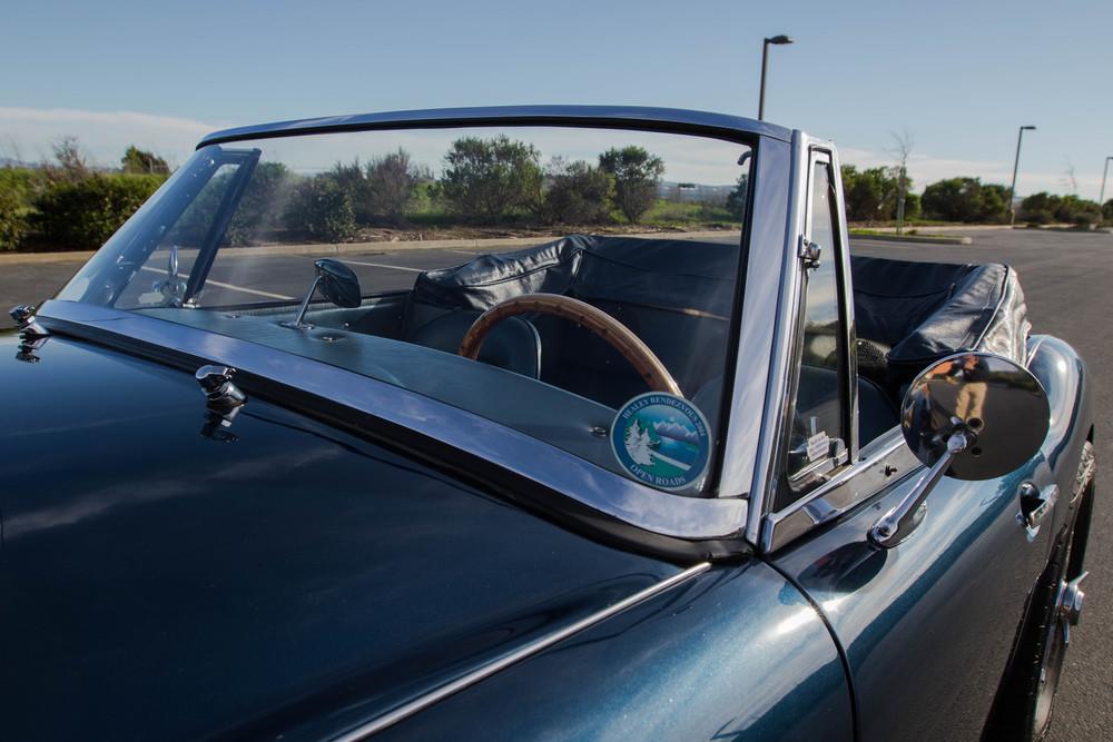 1963 Austin Healey 3000 Mark II BJ7 2 Door Convertible for sale