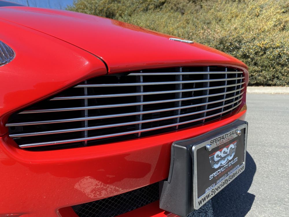 2005 Aston Martin DB9 2 Door Coupe for sale