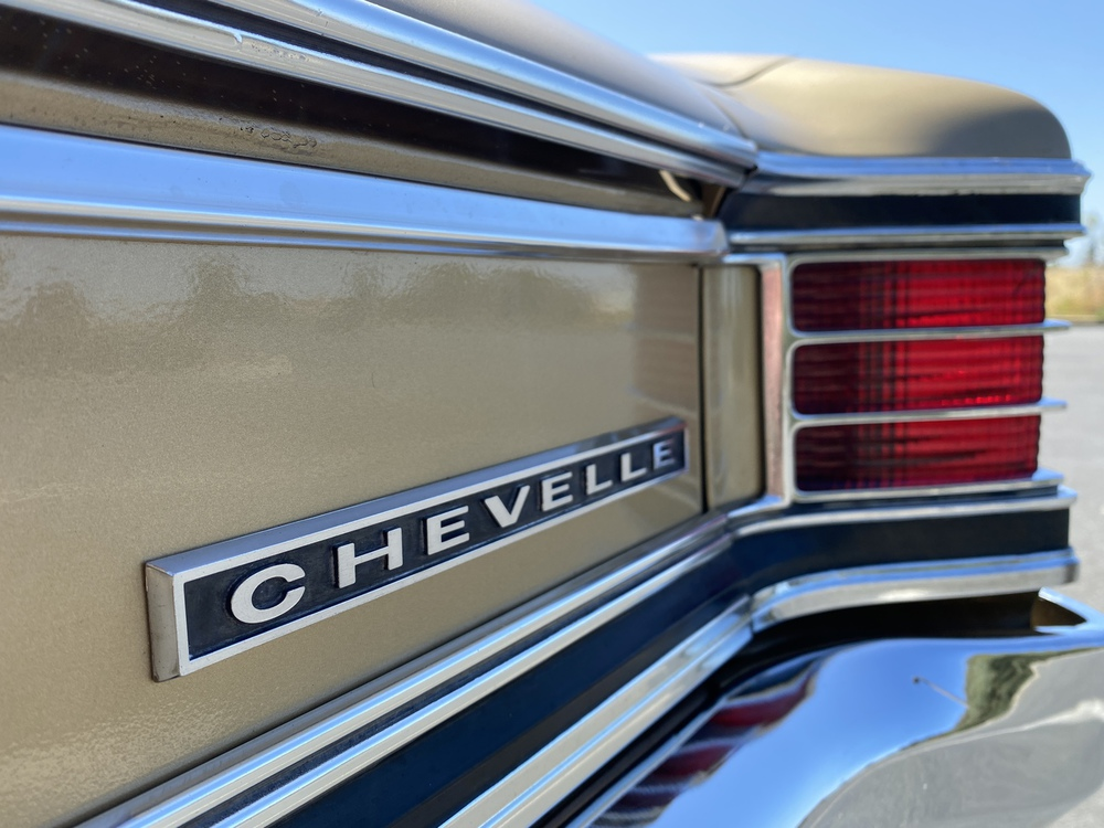 1967 Chevrolet Chevelle Malibu 2 Door Hardtop for sale