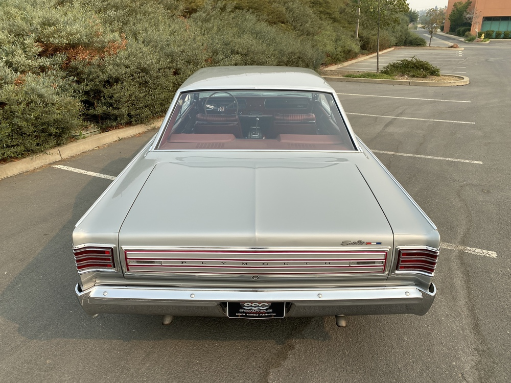 1966 Plymouth Satellite 2 Door Coupe for sale