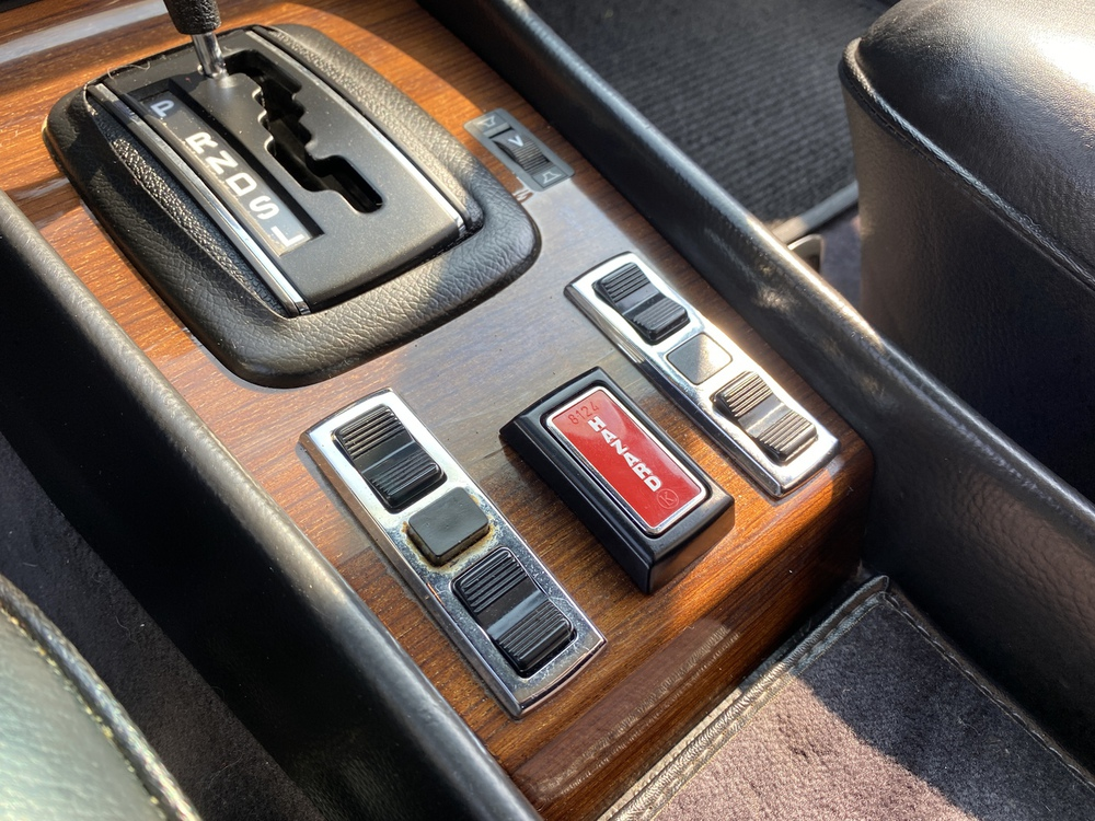 1979 Mercedes Benz 450SEL 4 Door Sedan for sale