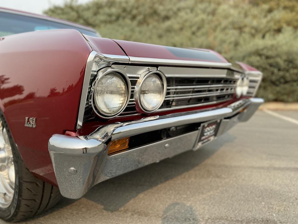 1967 Chevrolet El Camino 2 Door Pickup for sale