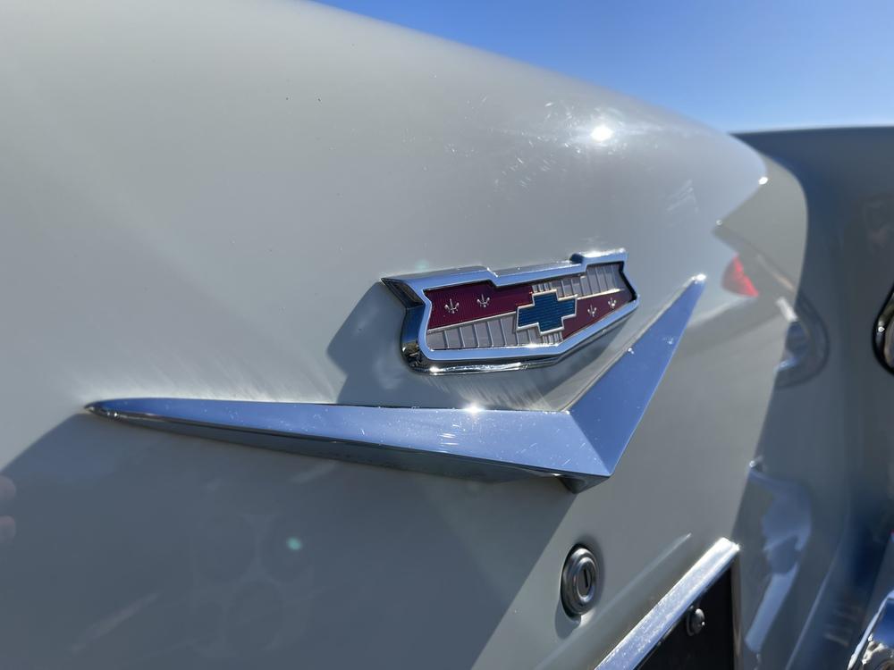 1956 Chevrolet Bel Air 2 Door Hardtop for sale