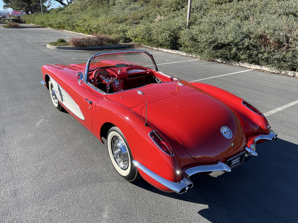1959 Chevrolet Corvette 2 Door Convertible for sale