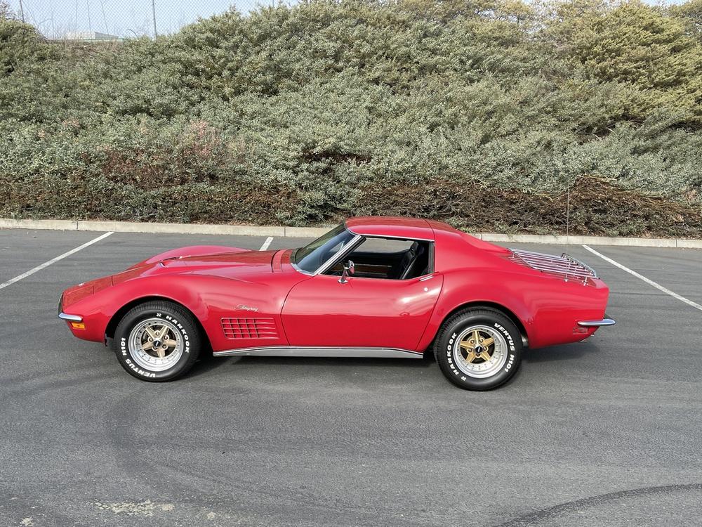 1972 Chevrolet Corvette 2 Door Coupe for sale