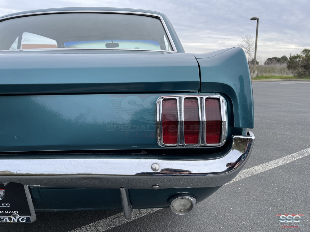 1966 Ford Mustang 2 Door Hardtop Coupe for sale