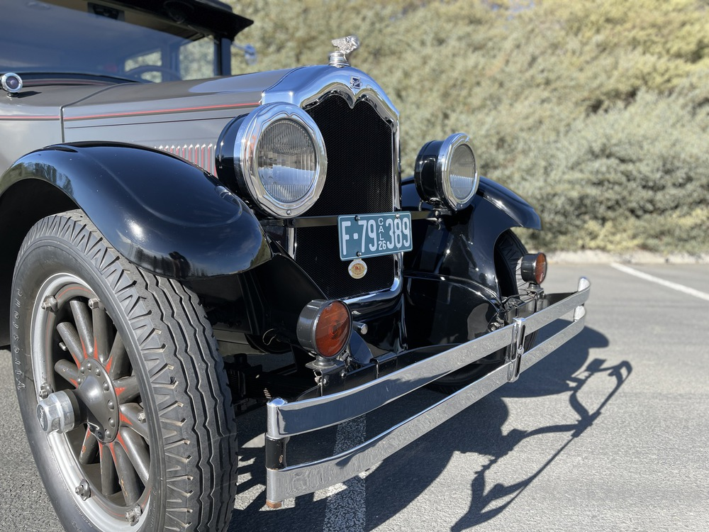 1926 Buick Standard 6 Model 26/28 Opera Coupe 2 Door Coupe for sale