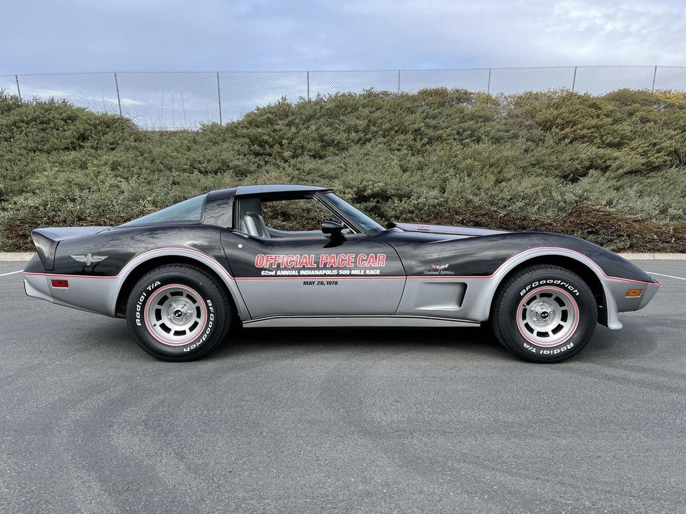 1978 Chevrolet Corvette Pace Car L82 2 Door Coupe for sale