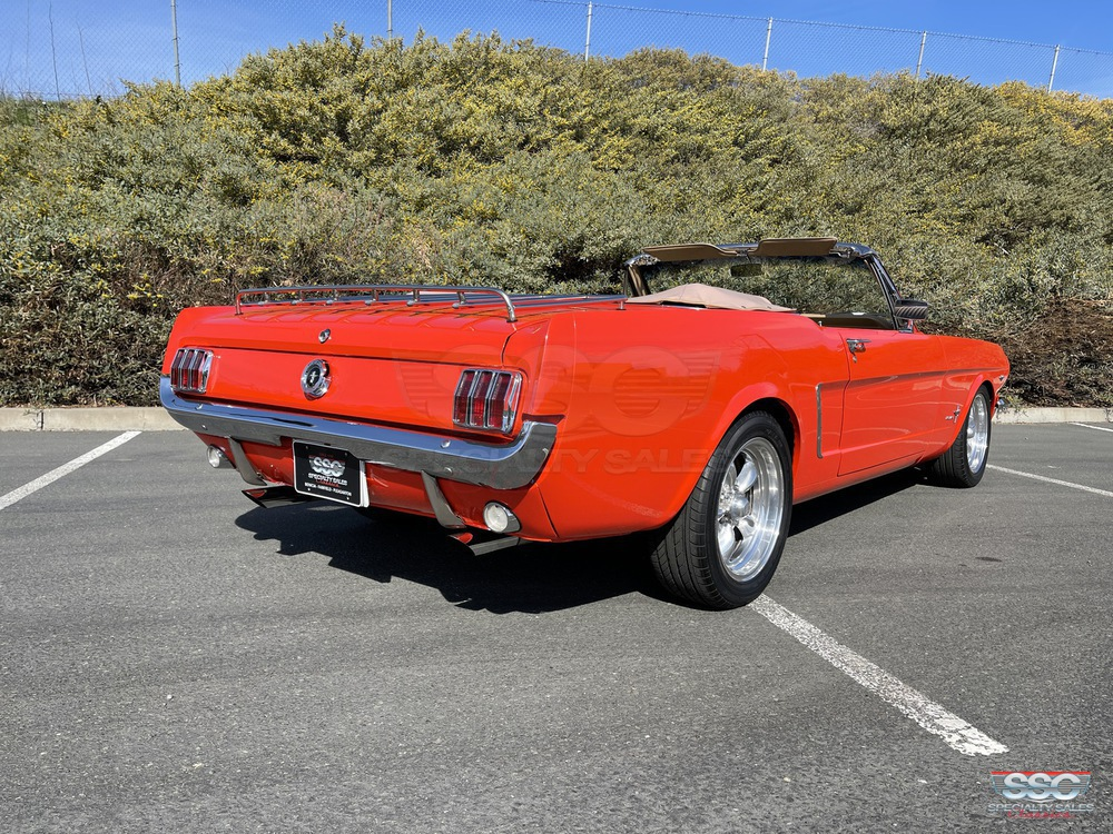 1965 Ford Mustang C Code 2 Door Convertible for sale
