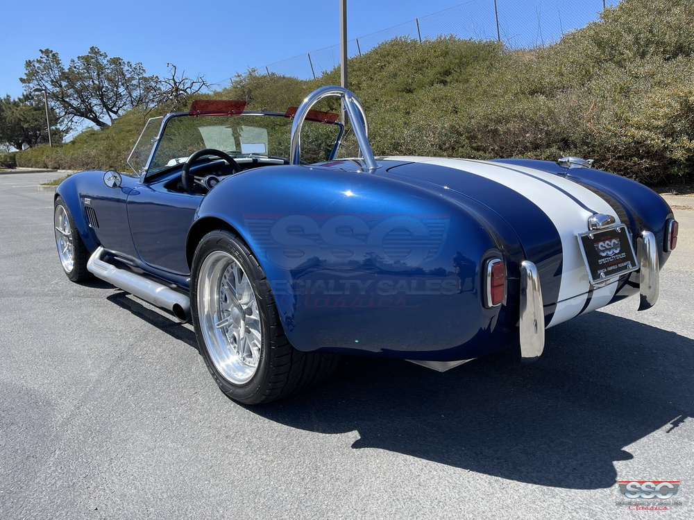 1966 AC Cobra Replica 2 Door Convertible for sale