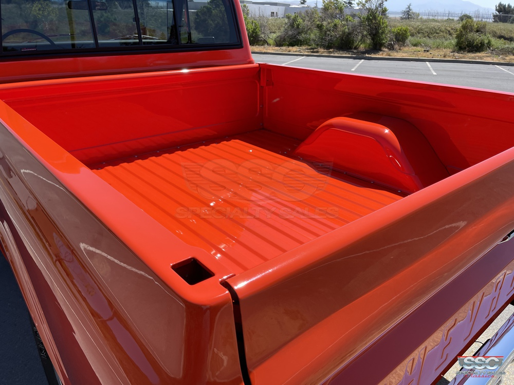 1970 Chevrolet C10 4X4 2 Door Pickup for sale