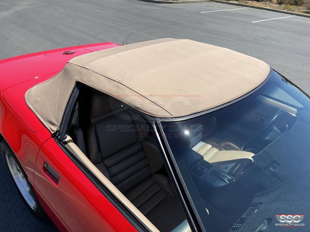 1993 Chevrolet Corvette 2 Door Convertible for sale