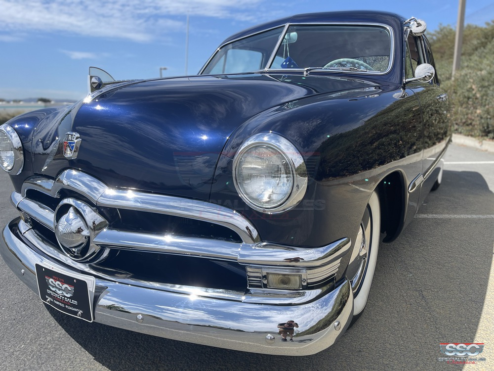 1950 Ford Deluxe 2 Door Sedan for sale