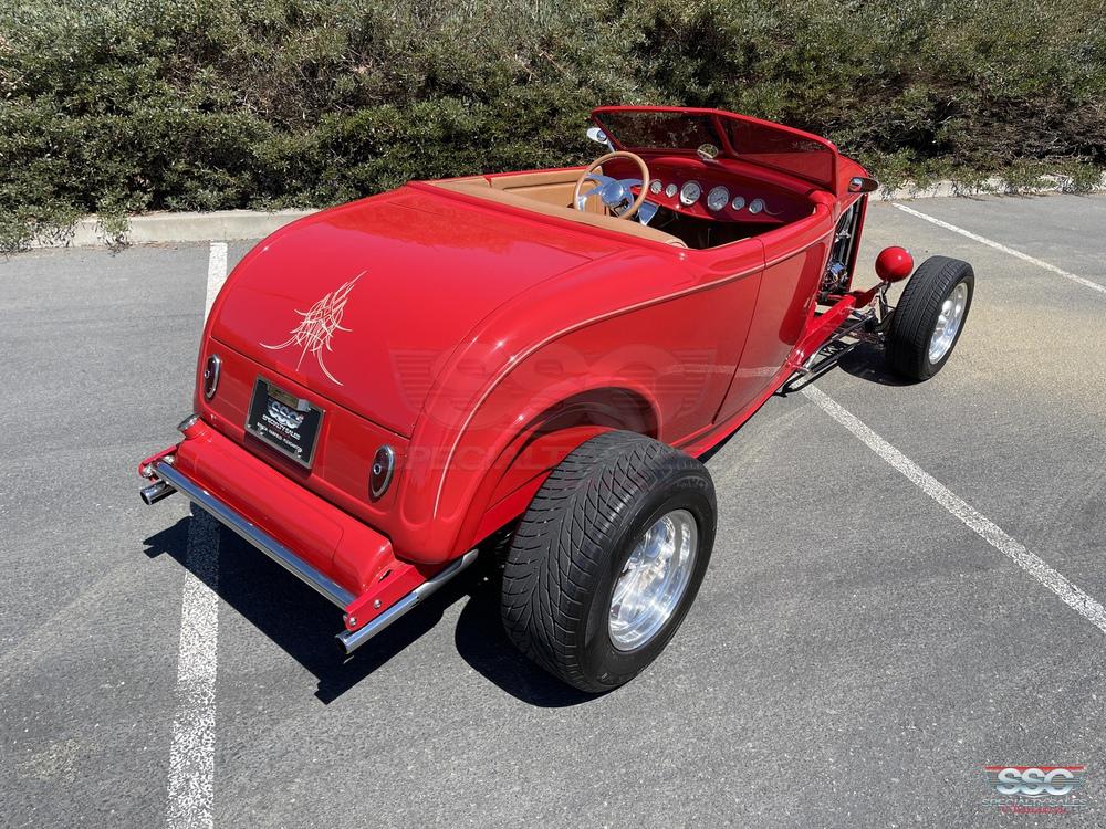 1932 Ford Hi-Boy 2 Door Roadster for sale