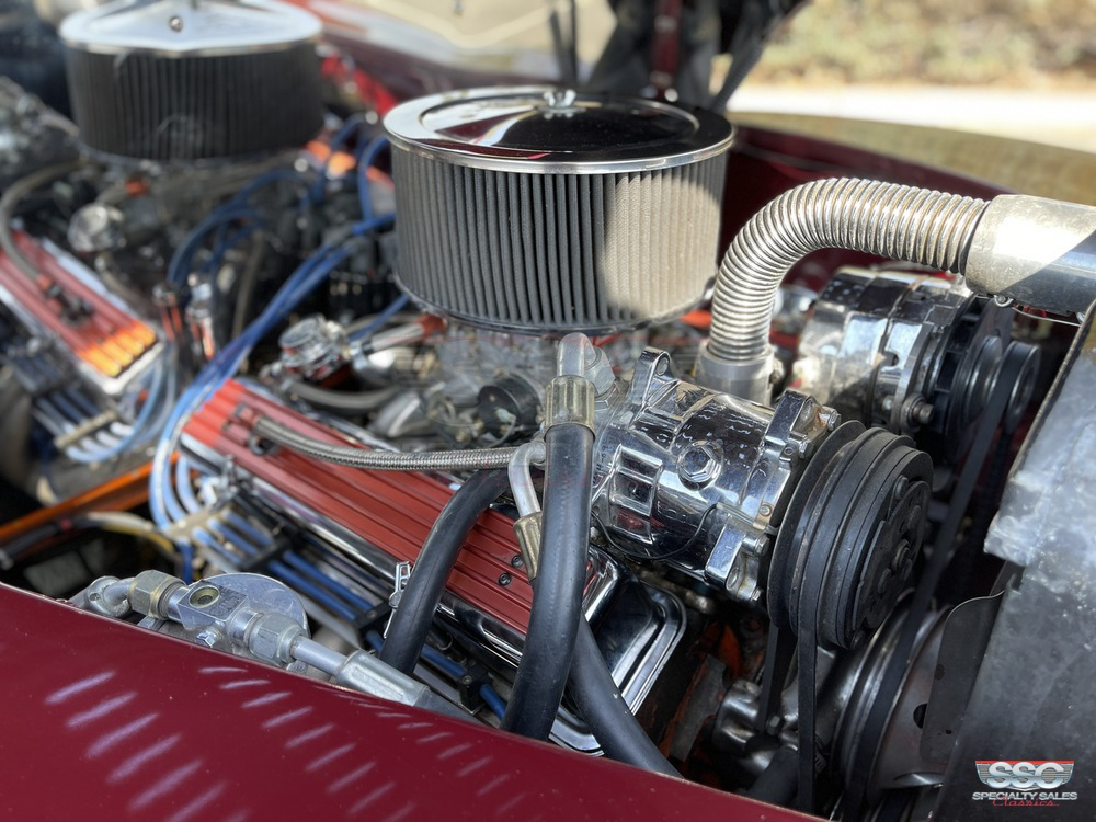 1947 Ford Super Deluxe 4 Door Sedan for sale