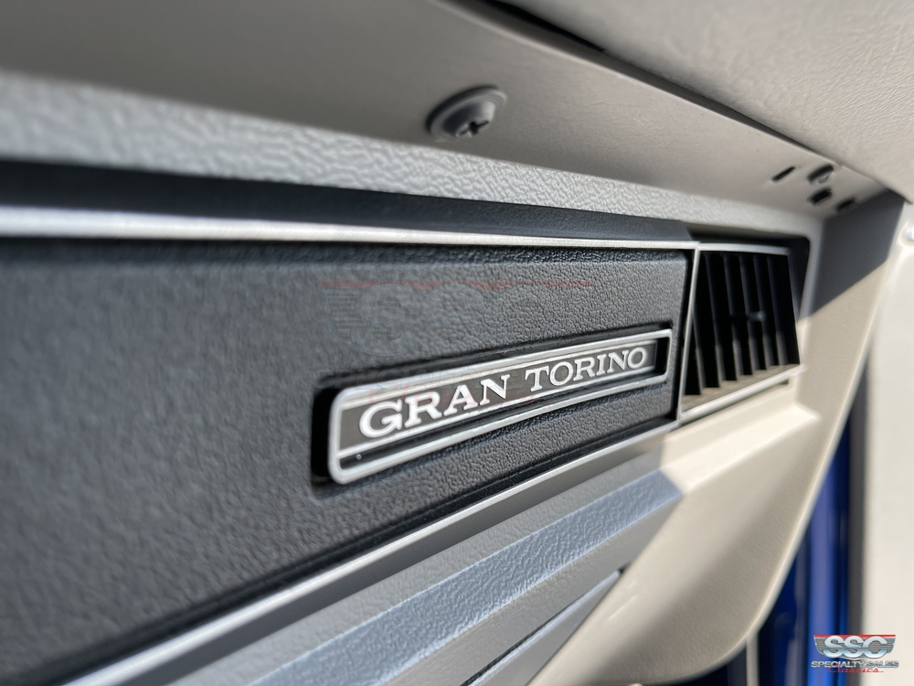 1972 Ford Torino 2 Door Hardtop Fastback for sale